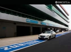 Outing at BIC: Mercedes Benz Young Star Driver Program