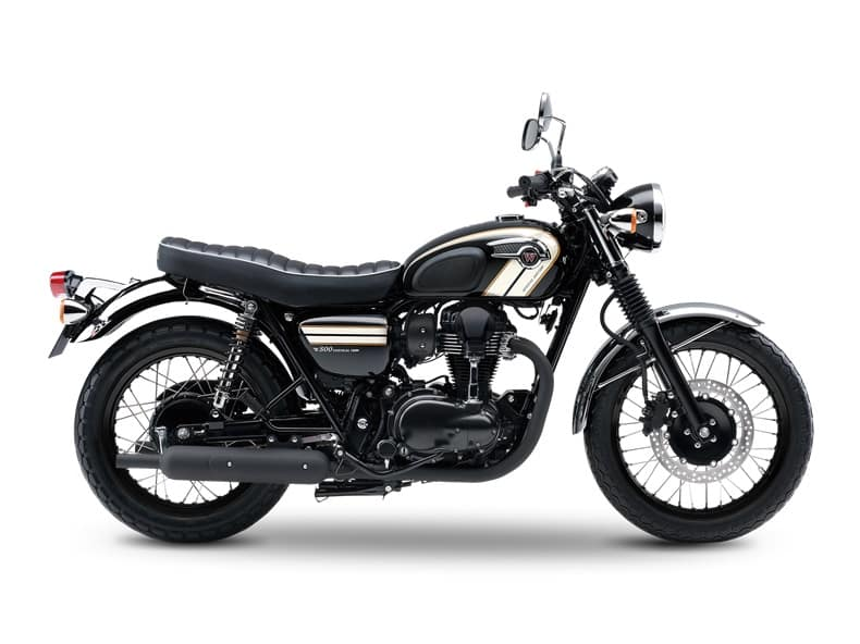 Kawasaki W800 Retro Motorcycle To Be Launched In India Early 2017