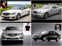 Top 5 Bollywood Celebrities who own Mercedes-Benz E-Class