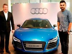 Virat Kohli's new supercar- limited edition Audi R8 LMX