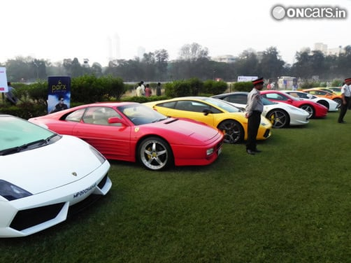 2013 Parx Supercar Show announced