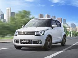 2017 Maruti Suzuki Ignis Official Video