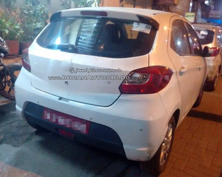 Tata Tiago AMT 2017 model interior spied: Reveals many crucial details