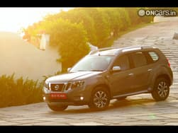 The Nissan Terrano – a wannabe-Pathfinder
