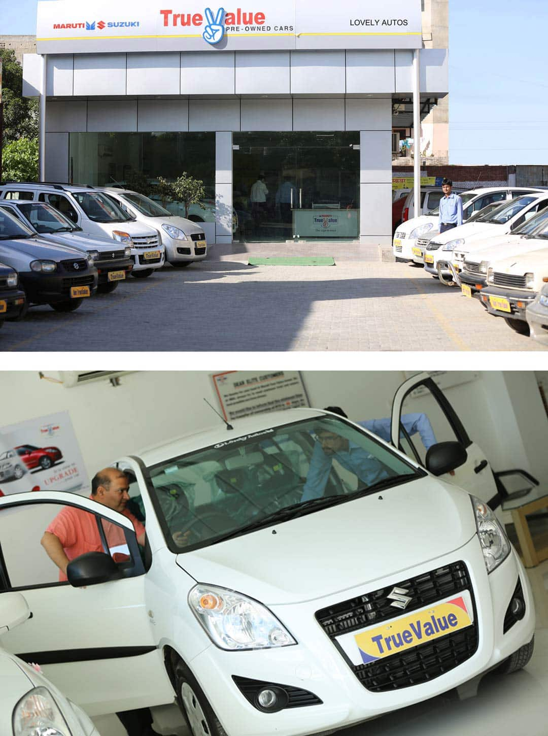Maruti True value offers cashless car purchasing options to ...