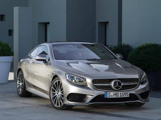 new car launches julyMercedesBenz SClass Coupe launch date in India is July 30 2015