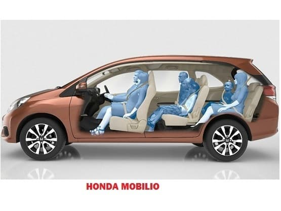 Honda Mobilio Launched In India Price Of Petrol Diesel Variant