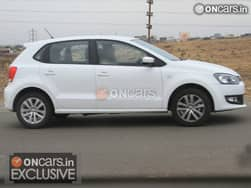 Exclusive Scoop: Volkswagen Polo GT TDI diesel caught on test