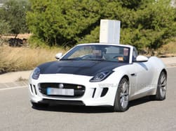 Scoop: Jaguar possibly working on a less powerful F-Type