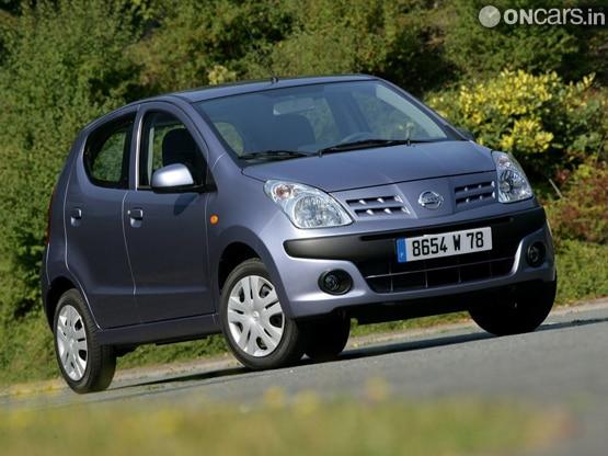 India-made Nissan Pixo (Suzuki A-Star) gets discontinued in UK ...
