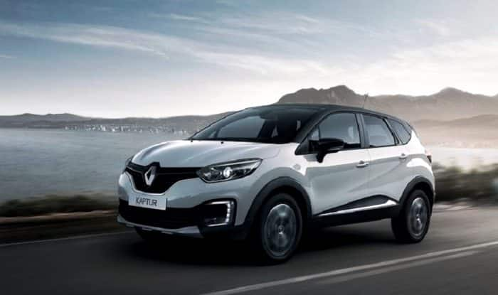 Renault launches Captur in Goa