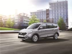 New Renault Lodgy Stepaway Range launched in India at INR 9.43 lakh