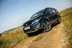 Tata Hexa launch LIVE updates: Get Price, Features and Specification of Tata's premium MPV Crossover
