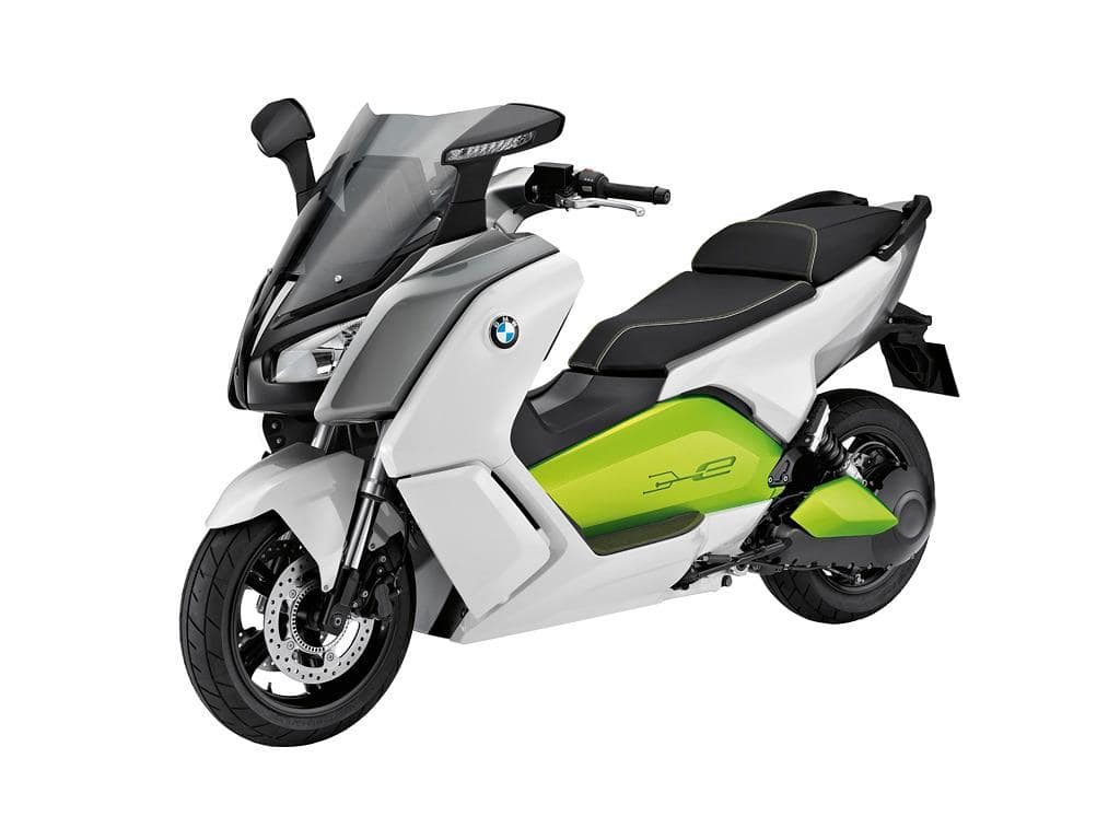 Bmw Will Display C Evolution Electric Scooter At 2016