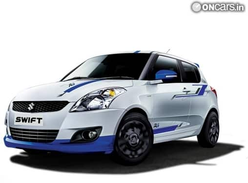 maruti suzuki launches special edition swift rs find new upcoming cars latest car bikes. Black Bedroom Furniture Sets. Home Design Ideas