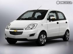 Chevrolet Spark facelift to arrive by December 2012