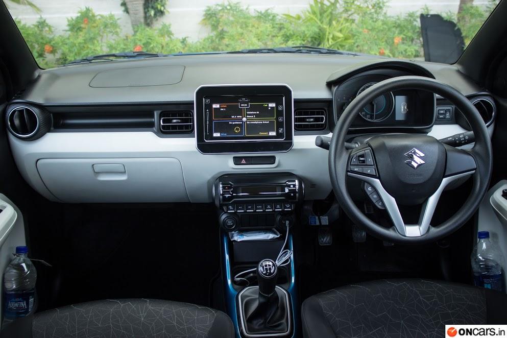 Maruti Suzuki Ignis: First Drive Report