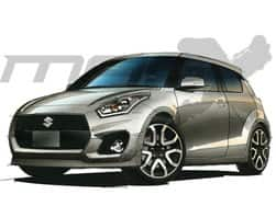 All New Maruti Suzuki Swift to unveil at 2017 Geneva Motor Show