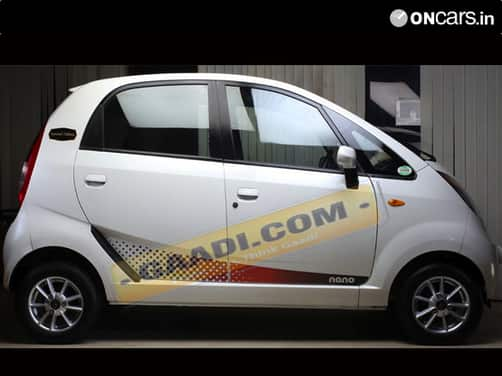 Tata Nano Special Edition to be launched soon