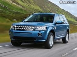 2013 Land Rover Freelander 2 officially revealed