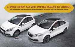 Fiat Punto Evo and Fiat Linea special edition revealed; launching soon