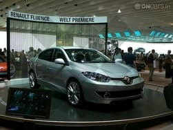 All-new Renault Fluence unofficially revealed; to launch in 2013