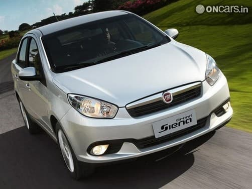 Fiat Grande Siena launched in Chile