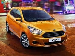 India-Made New Figo 2015 Hatchback Will Be Exported To 50 Global Markets