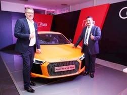 Next Generation Audi R8 V10 Plus arrives at Audi West Mumbai