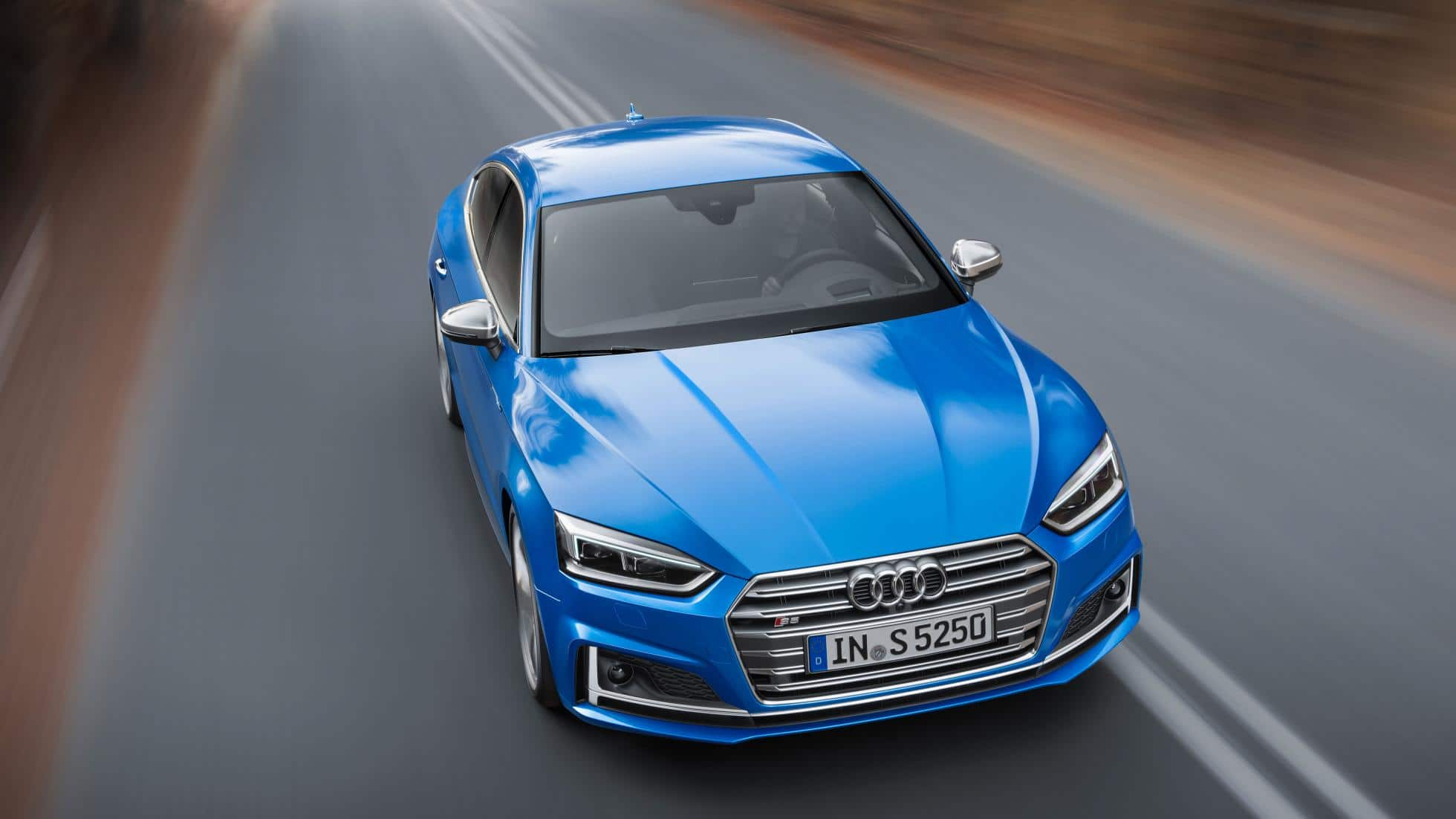 Audi Reveals A5 and S5 Sportsback in Latest Images