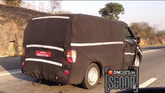 OnCars Exclusive: Force Motors' upcoming MPV spied