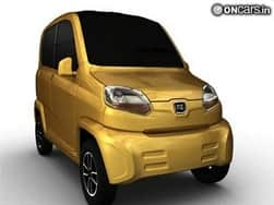 Bajaj unveils RE60 in India
