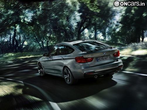 BMW 3-Series GT revealed