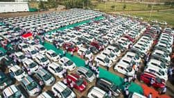 650 Datsun Redi-Go's gifted to employees by Surat based merchant