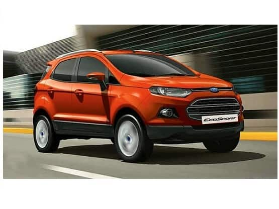 AP Government to Add Ford Ecosport to its Police Fleet: Sources claim Vijayawada Police will get EcoSport compact SUV added to their fleet