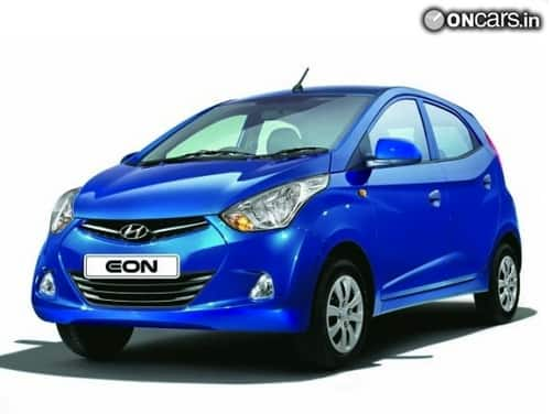 2012 Diwali Offer - Discount & benefits of up to Rs 25,000 on Hyundai Eon