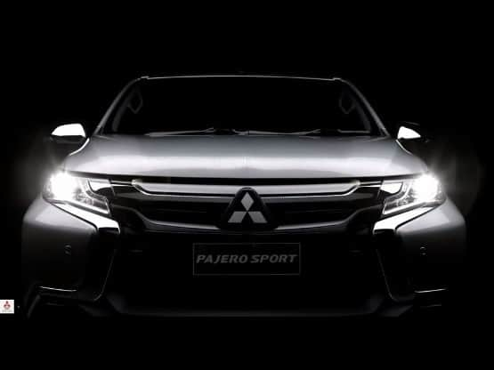 2016 Mitsubishi Pajero Sport: Price and variants revealed before global unveiling