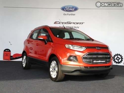 Ford Ecosport V S C Segment Sedans Find New Upcoming Cars