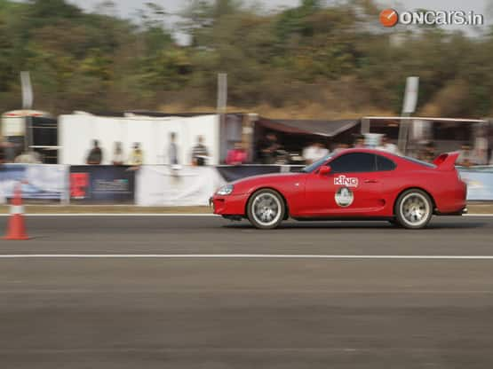 Valley Run 2013 - India's first international drag racing event