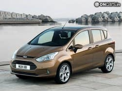 2012 Geneva Motor Show – Ford B-Max launched