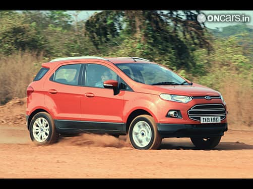 Ford EcoSport Vs Renault Duster Variant Wise Comparison