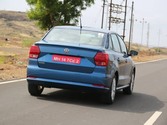 Volkswagen Ameo - 1.2L Petrol First Drive Review