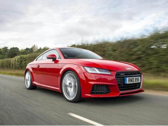Audi TT To Be Launched Tomorrow Price In India Expected To - Sports cars under 60