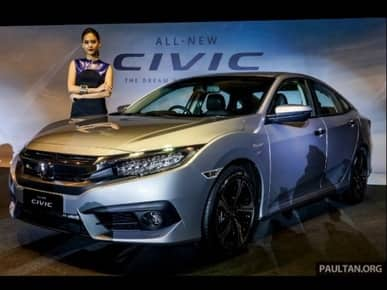 2016 Honda Civic coming soon to India Launched in Malaysia  Find