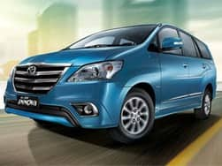 2016 Toyota Innova to unveil in October, 2015: India launch in 2016