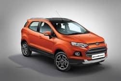 Ford launches EcoSport Platinum Edition in India at INR 10.39 lakh