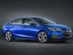 2016 Chevrolet Cruze sedan unveiled: images, features and specs
