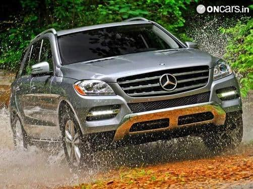 Locally assembled M-Class to be launched in India on 10 October