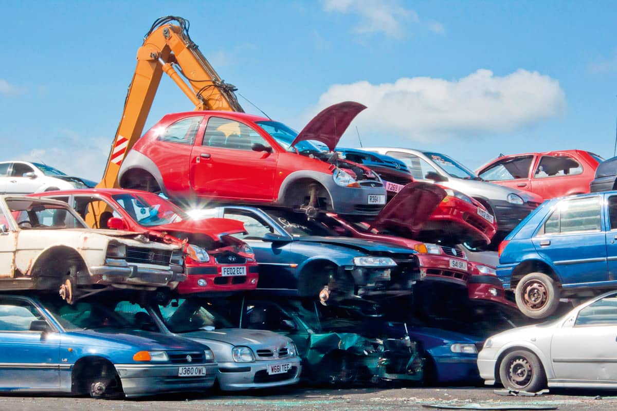 Auto manufacturers to buyback old vehicles so produced by them ...