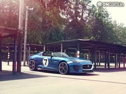 Video : Video: Jaguar F-Type based Project 7 to make an appearance at Goodwood FoS